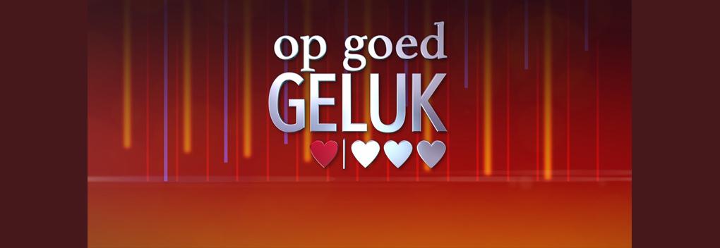 Paul de Leeuw presenteert Op Goed Geluk bij RTL 4