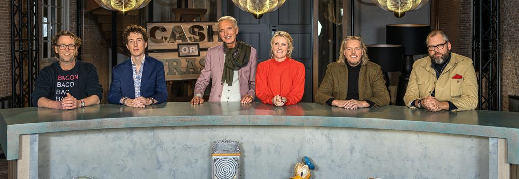 Warner Bros. produceert tweede seizoen Cash or Trash voor SBS6