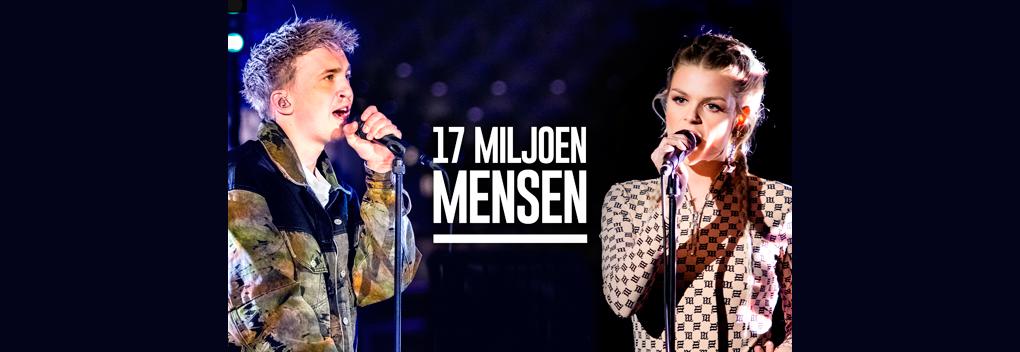 Davina Michelle en Snelle releasen 17 Miljoen Mensen