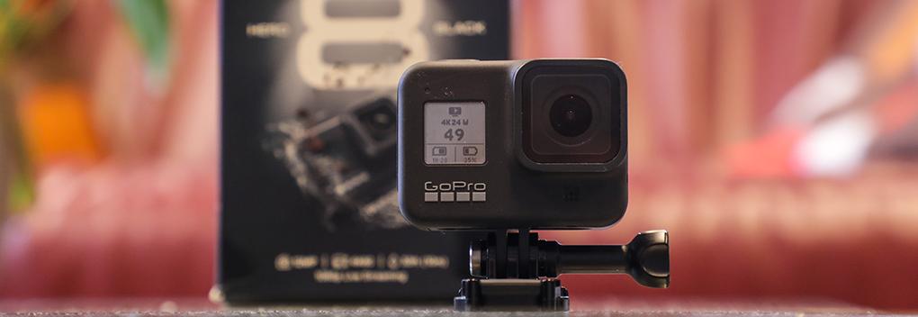 TEST: GoPro Hero 8 – Beste action camera op de markt