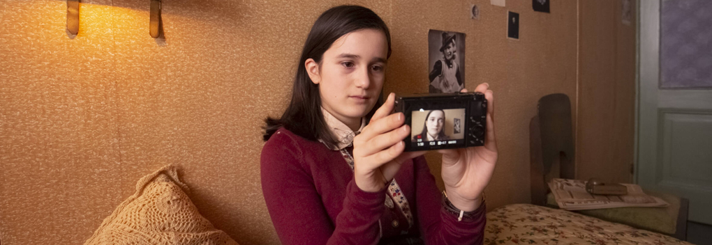 Every Media maakt YouTube-serie Anne Frank Videodagboek