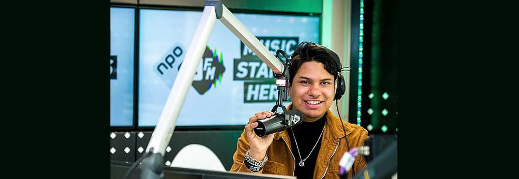 EO zoekt radiotalent voor NPO 3FM
