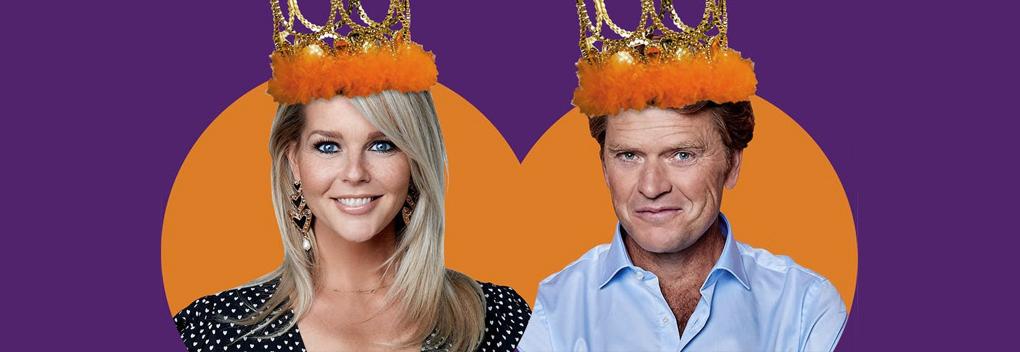 De Chantal en Beau Show: tussen de schuifdeuren bij RTL 4