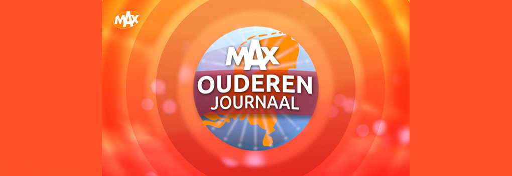 Regionale Publieke Omroep gaat samenwerken met MAX Ouderenjournaal