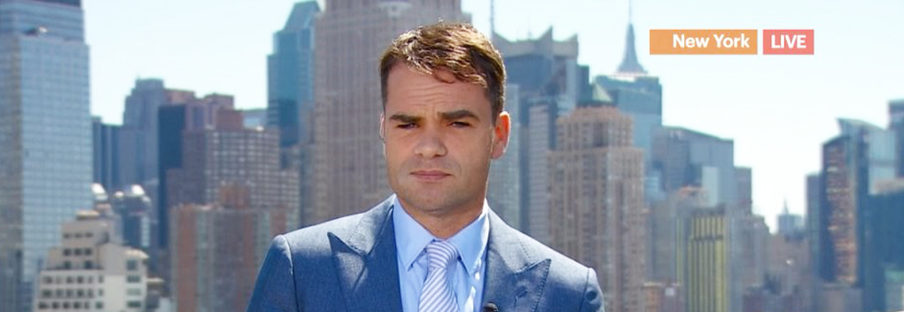 RTL-correspondent Erik Mouthaan krabbelt op na ziekte