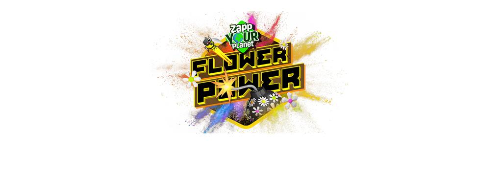 Actie NPO Zapp Your Planet: Flower Power gestart