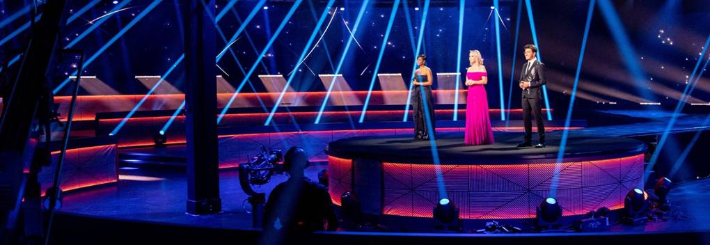 Rotterdam in 2021 gastheer van Eurovisie Songfestival