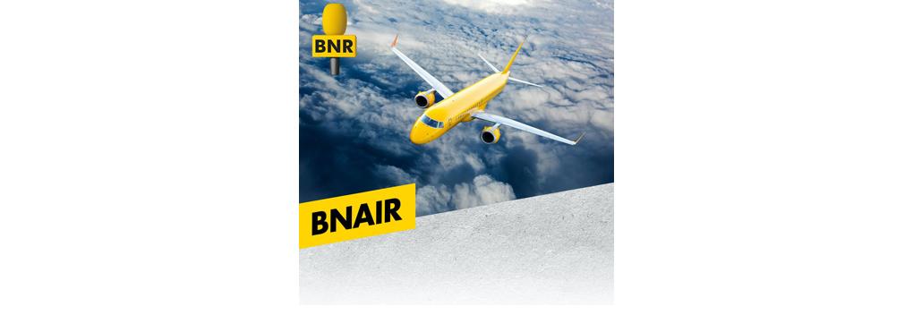 BNR lanceert podcast BNAIR over de toekomst van de luchtvaart