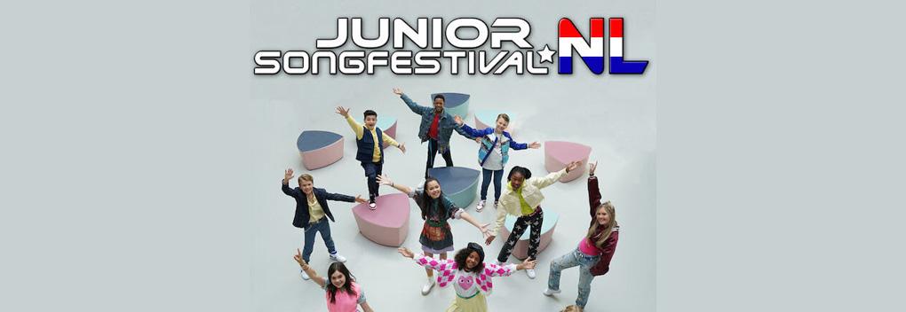 Finale Junior Songfestival dit jaar vanuit Rotterdam Ahoy