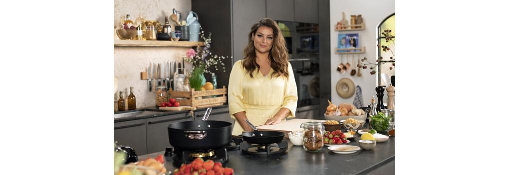 Dagelijks kookprogramma van Miljuschka Witzenhausen bij RTL 4