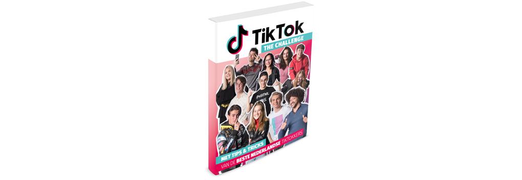 TikTok – The Challenge: het eerste TikTok-boek van Nederland