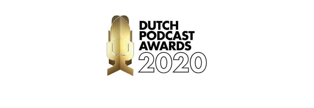 Nominaties Dutch Podcast Awards 2020 bekend