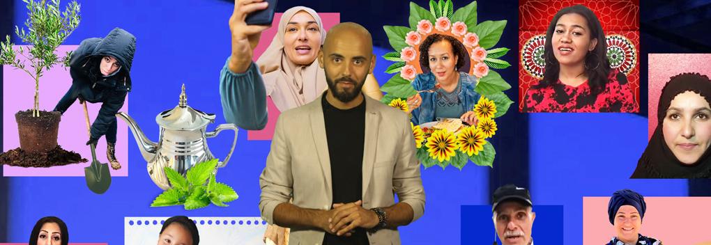 Karim Amghar presenteert Het Offerfeest 2020