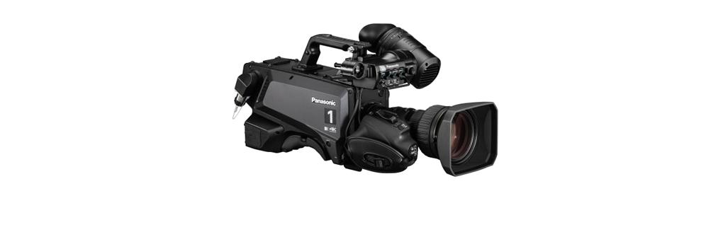 Panasonic kondigt 4K studiocamerasysteem aan