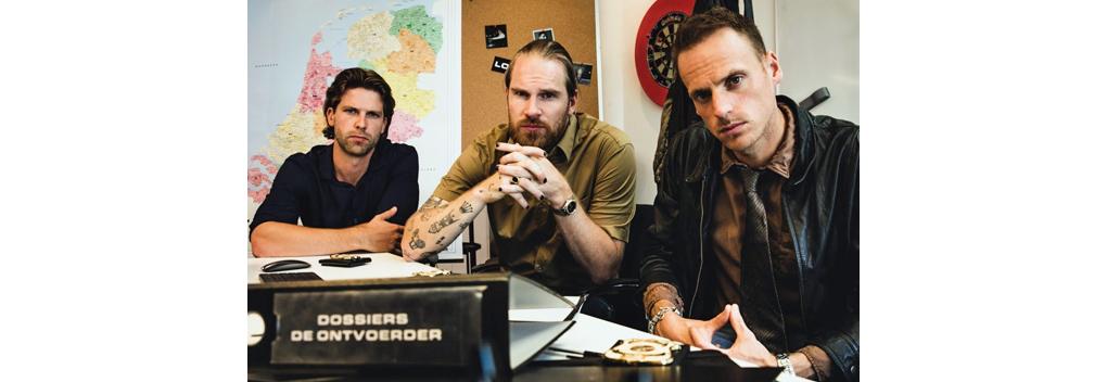 BN'ers worden ontvoerd in nieuwe serie van StukTV