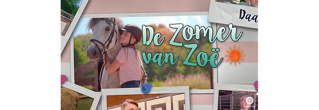AVROTROS produceert jeugddrama-serie De zomer van Zoë