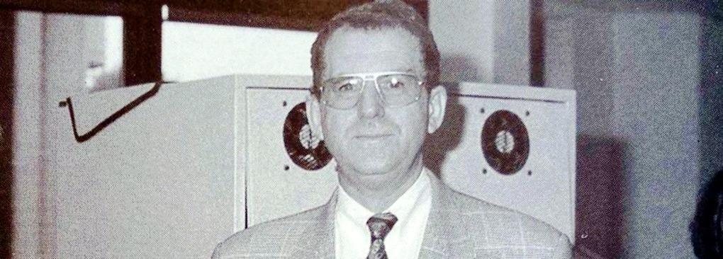 Bij het overlijden van 'mister Sony' Rob Geel