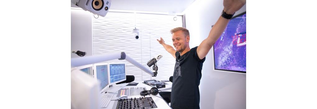 Armin van Buuren naar Qmusic
