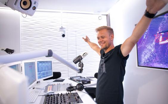 Armin van Buuren viert jubileum A State of Trance