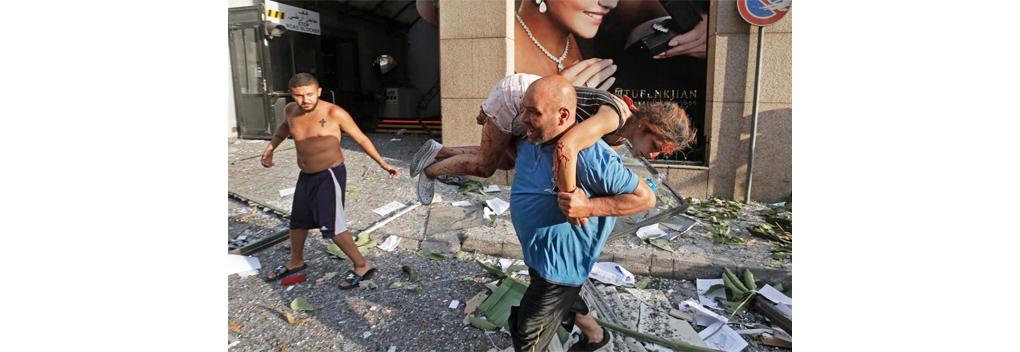 Giro555 houdt nationale actiedag voor slachtoffers Beiroet