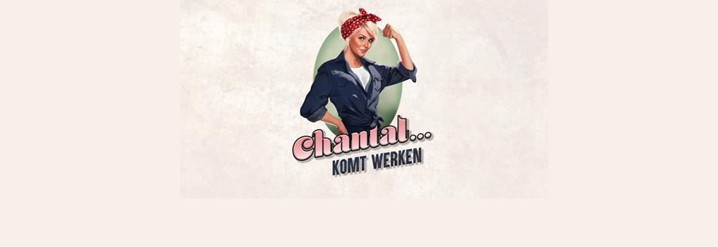 &C Media produceert nieuw seizoen Chantal komt Werken