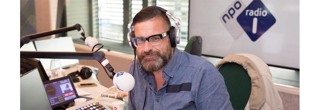 """Jurgen van den Berg: """"Als zenderbaas zou ik NPO Radio 1 anders invullen"""""""