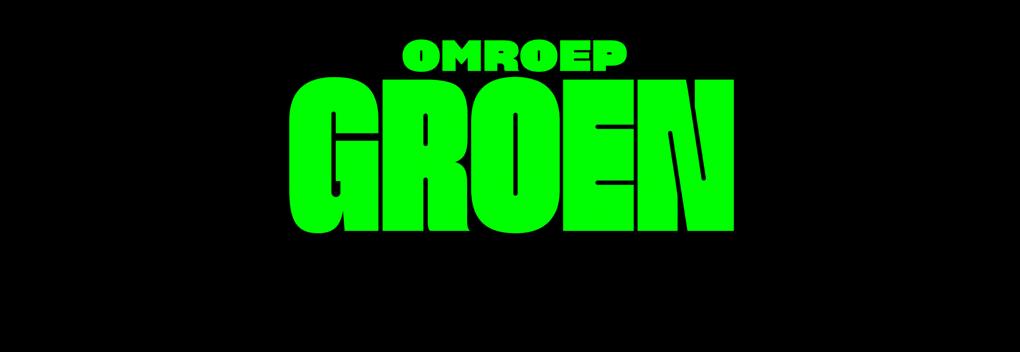 Omroep Groen: zendtijd voor de aarde