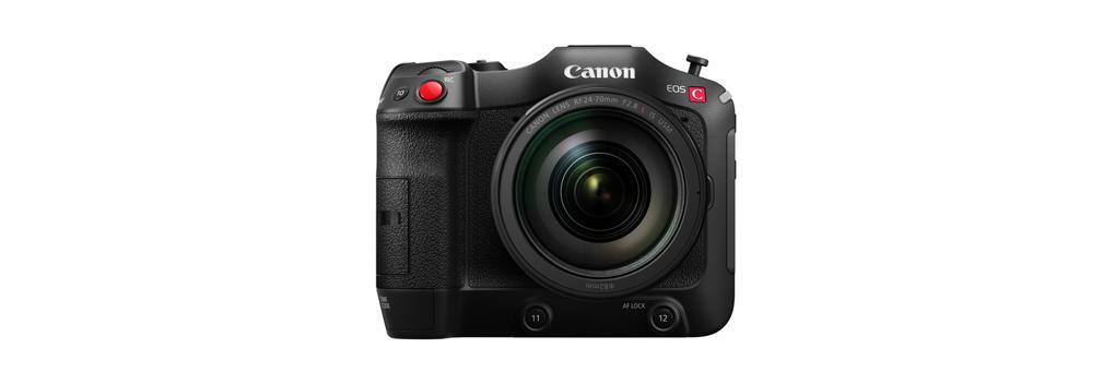 Canon lanceert de EOS C70