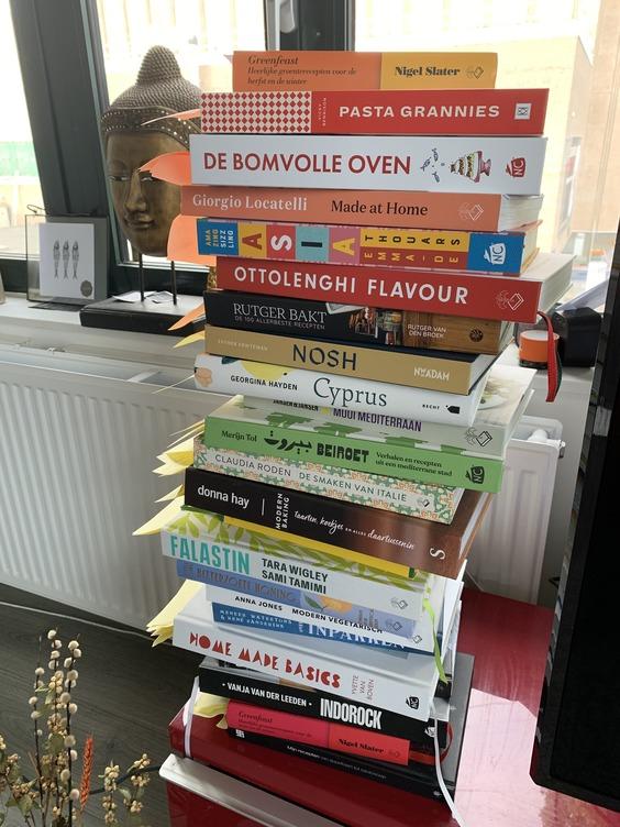 Kookboeken klein