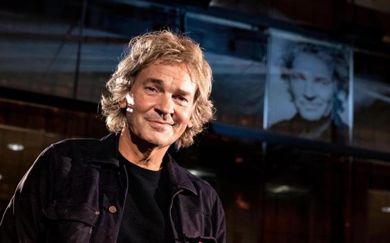 Matthijs van Nieuwkerk presenteert muziekquiz op Vlaamse televisie
