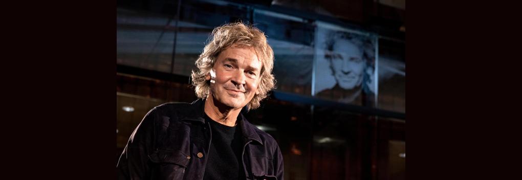 Matthijs van Nieuwkerk geëerd in Wall of Fame van Beeld en Geluid