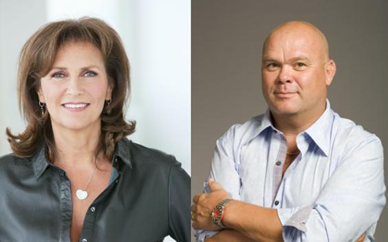 Paul de Leeuw en Astrid Joosten stoppen als presentatoren Op1