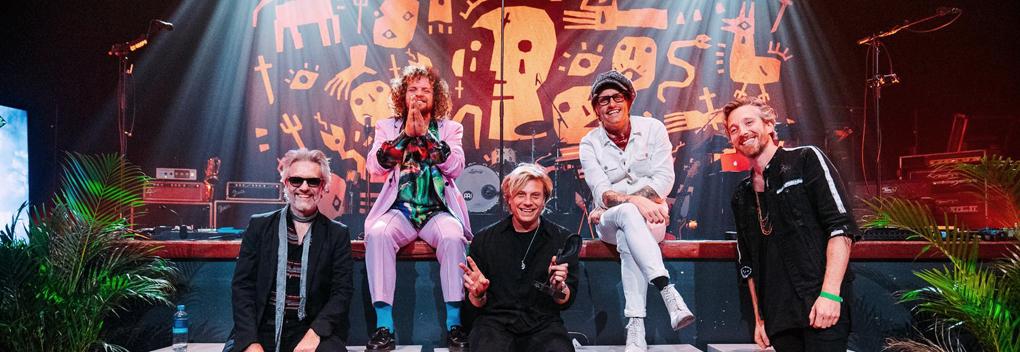 DI-RECT grote winnaar 3FM Awards 2020
