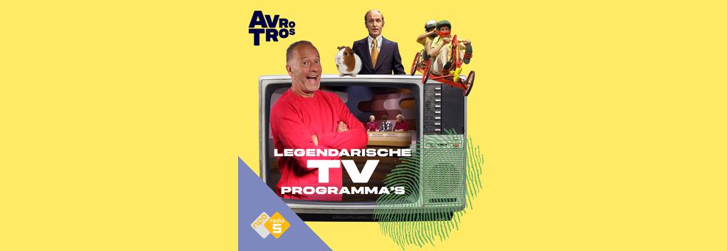 Ron Boszhard gaat op zoek naar het geheim achter legendarische tv-programma's
