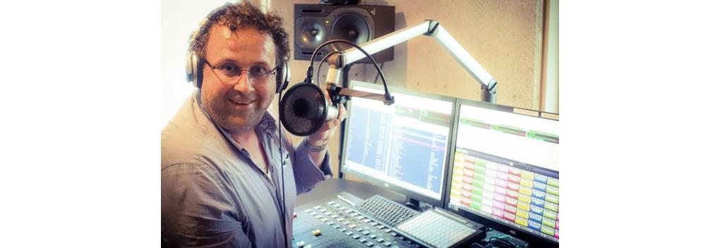 Rick van Velthuysen wint RadioFreak Award voor Beste Nachtprogramma