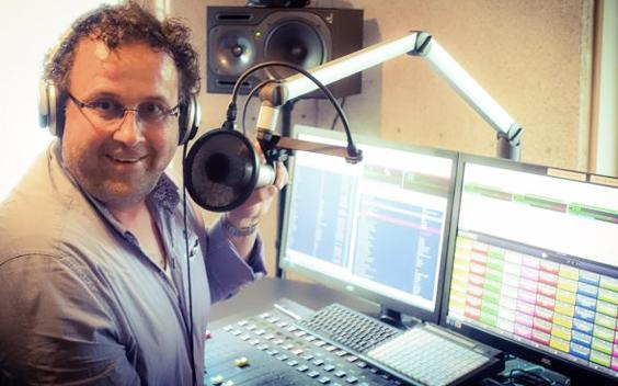 Rick van Velthuysen in nieuwe afleveringen De Broadcast