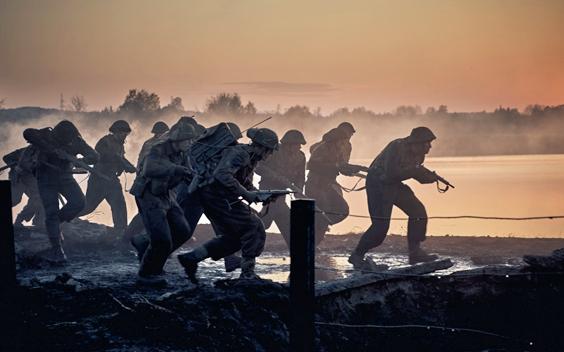 Al 100.000 bezoekers voor De Slag om de Schelde