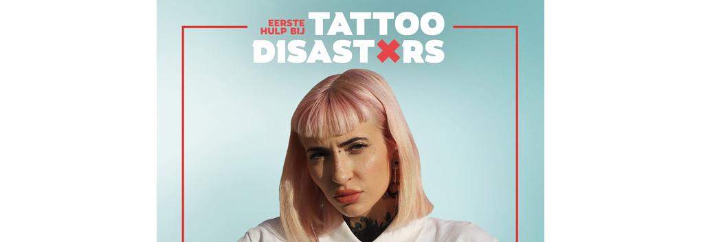 Spike komt met tweede seizoen Eerste hulp bij tattoo disasters