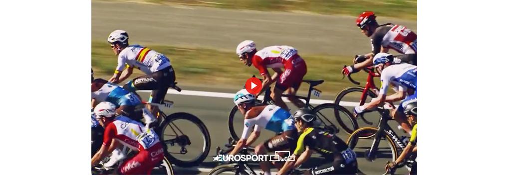 Vuelta a España te zien bij Eurosport