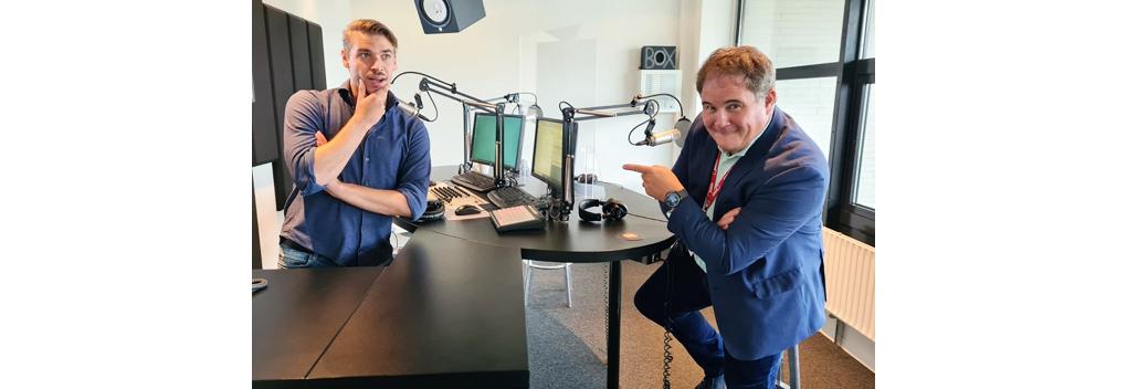 De Radiofabriek start podcastserie voor en door Hilversummers