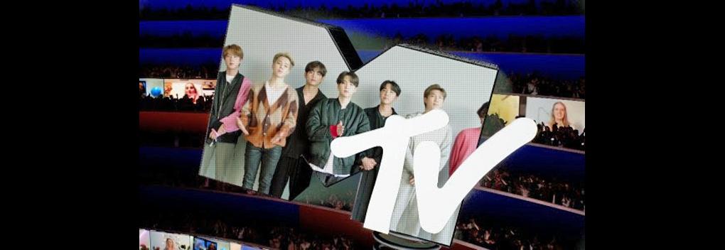 BTS grote winnaar 2020 MTV EMAs