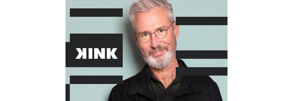 Eric Corton nieuwe presentator bij KINK