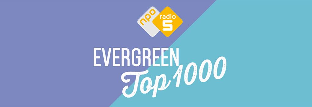 Veel Nederlands product in NPO Radio 5 Evergreen Top 1000
