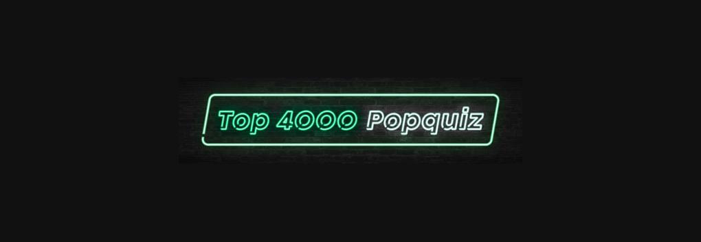 Radio 10 organiseert online Top 4000 Popquiz