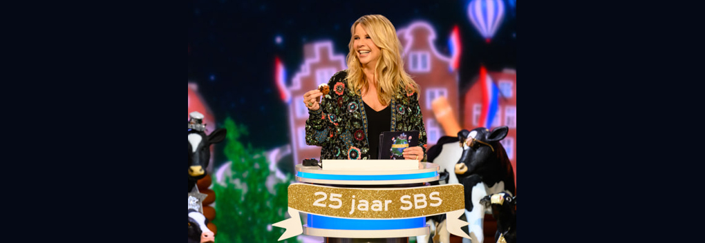 Ik hou van Holland oudejaarsspecial bij SBS6