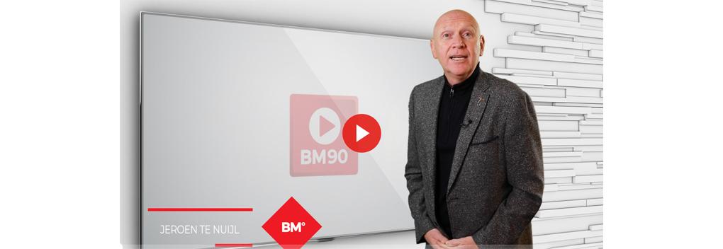 BM90: Argos online, MAX op papier en Omroepman/-vrouw via YouTube