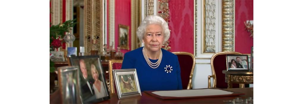 Klachtenregen na 'deepfake' kersttoespraak koningin Elizabeth
