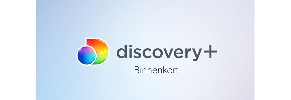Streamingdienst discovery+ in januari beschikbaar