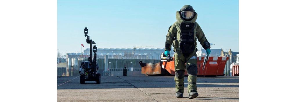 Vincent TV Producties produceert E.O.D.: Explosieven Opruimings Dienst voor RTL 5