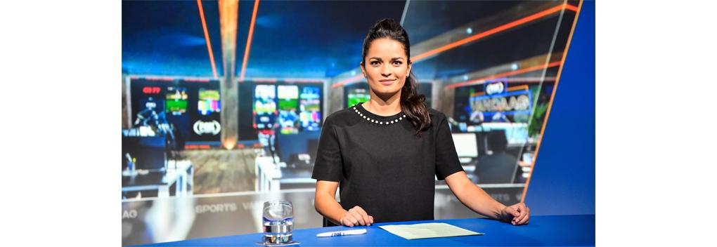 Fresia Cousiño Arias, aangenaam brutaal bij FOX Sports